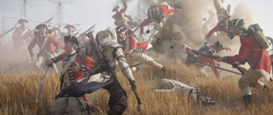 Assassin's Creed 3 Trailer Picture American Revolution