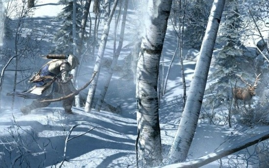 Assassin's Creed 3 Frontier Crossbow