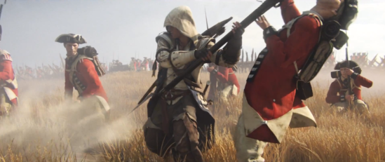 Assassin's Creed 3 Battle British Redcoats