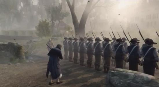 Assassin's Creed 3 British Lexington