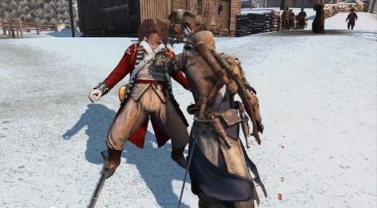 Assassin's Creed 3 British Kill