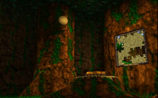 Banjo Kazooie Click Clock Wood Fungus Forest Puzzle Area