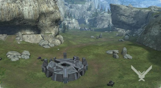 Halo: Reach Hemorrhage Map