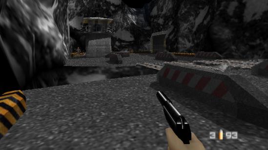 Goldeneye 007 Dam