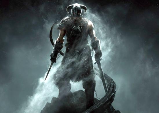 Elder Scrolls Skyrim Dragonborn