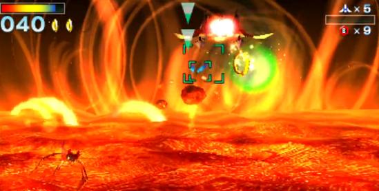 Star Fox 64 3D Solar