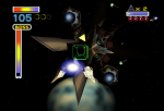 Star Fox 64 Meteo