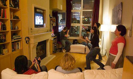 Family Gaming