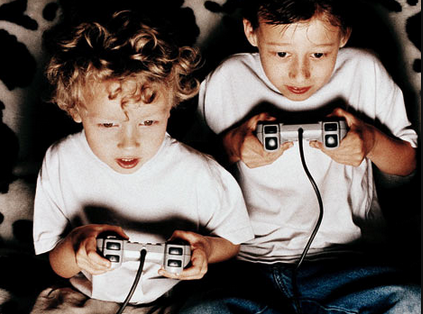 Addicted Children Video Game